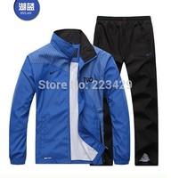 Free shipping men's sports suit men's sportswear warm sports jacket sportswear, coats, jackets