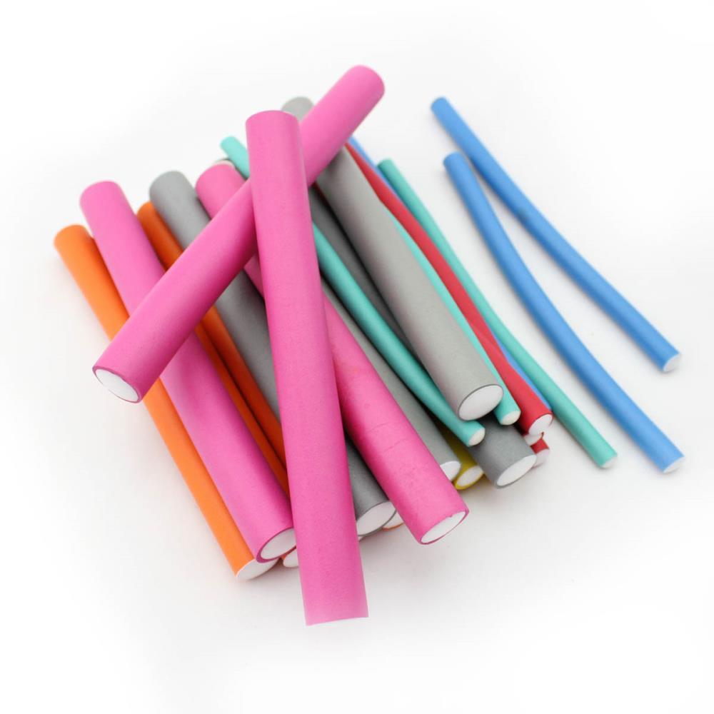Sponge rubber hair sticks band hair roller hair curlers hair tools set 4(China (Mainland))