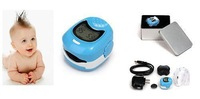 Free Shipping CMS-50QA CE Kids Child Baby Heart Rate Children Fingertip Pulse Oxygen Blood SPO2 Oximeter Monitor Smile Design