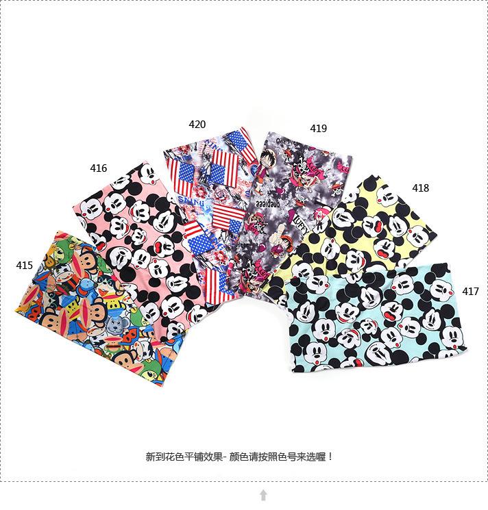 Retail 10pcs New 2014 children Winter Scarf&Mickey Minnie cartoon scarf& children set head scarf&Hello Kitty scarf(China (Mainland))