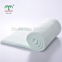 "New 2014 MAOMAOYU Brand Blanket -2PC 150*200CM(59""*79"") 100%Bamboo Fiber Blanket  on the bed Adult Bedding Set  Plaid Blankets"