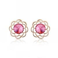 YaHan Jewelry Free shipping Hot sell fashions Stud earrings earring for women 02dou