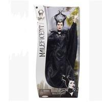 The Latest Fashion Cartoon Film Products Plastic Magic Hag Maleficent Doll Fantasy Sleeping Beauty Doll Toy WJ402