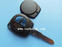 Hot sale with Best quality Suzuki SWIFT remote key shell no logo for suzuki kizashi