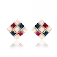 Women Earrings Fancy Dress Golden earring Fashion Jewelry