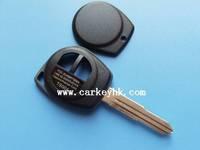 Hot sale with Best quality Suzuki SWIFT remote key shell no logo for suzuki grand vitara