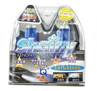 2014 Hot Sales 2x 9003 H4 6000K Xenon kit Car HeadLight Bulb Halogen Light LED Super White 2717