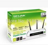 US version Hong Kong, boxed broadband wireless router TP-LINK TL-WR1043ND NAS wall Wang wifi