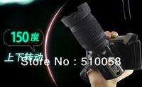 "Free Shipping Protax Polo HD9100 Full 1080P 2.5"" 16MP Digital Video RC Camera 16X Telephoto Lens Digital Camera HD9100"