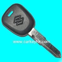 Hot sale with Best quality Suzuki transponder key with 46 chip for key suzuki motorcycle