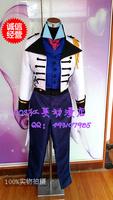 Cos Anime Frozen Elsa Prince Hans Cosplay Costume Whole Set