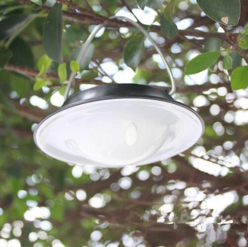 Солнечный светильник для улицы Powered