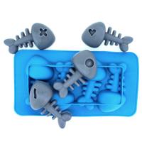5pcs/lot fish bones ice chocolate ice mold mold mold ice ice making box