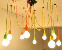 Muuto E27/E26 Socket for Pendant Lights Silicone Lamp Holder for LED Bulb Spot Light Home Decoration Lampshade Abajur Luminaria