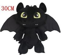 Hot Sell Gragon 2 Night Fury Plush Toys Stuffed & Plush How to Train Your Dragon 2 Toothless Plush Movie Cartoon Toys