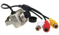 HOT ! Subminiature Super Mini Camera Micro Wired CMOS Camera With Mini Pinhole Hidden Security Micro DIY Camera Lens #9035