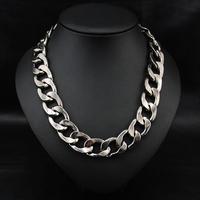 Wholesale Collar Brand Jewelry Style Fashion Women Chain Colares Femininos Costume Vintage Jewelry Choker statement necklace