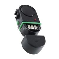 Electronic Night Bite Fishing Alarm Alert Bell Clip On Rod With LED Light Sound 100pcs Free DHL