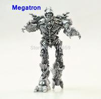 New Robot 4 Transforms Leader Megatron Mini Robot doll Model Transformation Action Figure Model Pendant Toys