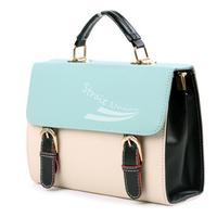 2013New Style Multi Colors Fashion PU Leather Handbag Lady's Shoulder Bag Purse Free Shipping