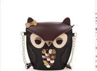 Cheap Products Owl bags gentlewomen shoulder bag the trend of fashion mini bag women's handbag