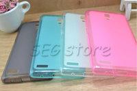 MOQ 1PCS/lot Case for xiaomi hongmi note Simple Pudding TPU soft back case protect for xiaomi hongmi 2 four-color free shipping