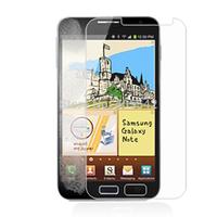 10X Clear Screen Protector Skin For Samsung Galaxy Note N7000 i9220 E4037 Y