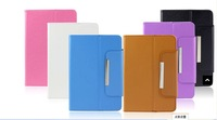 2014 Universal Leather Stand Case Cover For 7 inch Android Tablet PC MID