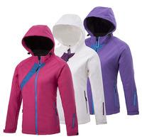 woman winter jacket 2014 snow skiing windstopper softshell jacket women outdoor sport hooded jackets women FREE SHIPPING