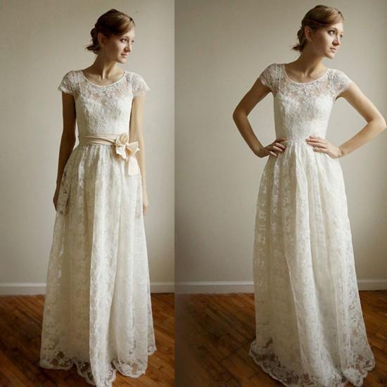 Simple Hippie Wedding Dresses Gallery Lace Boho Wedding Dresses