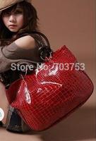 nueva hotsale 2014 piedras calientes patron de bolso bolso noble pintura ladies las mujeres bolsa vender directamente