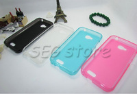 free shipping Case for Zopo zp700 Simple Pudding TPU soft back case protect  for Zopo zp700 four-color