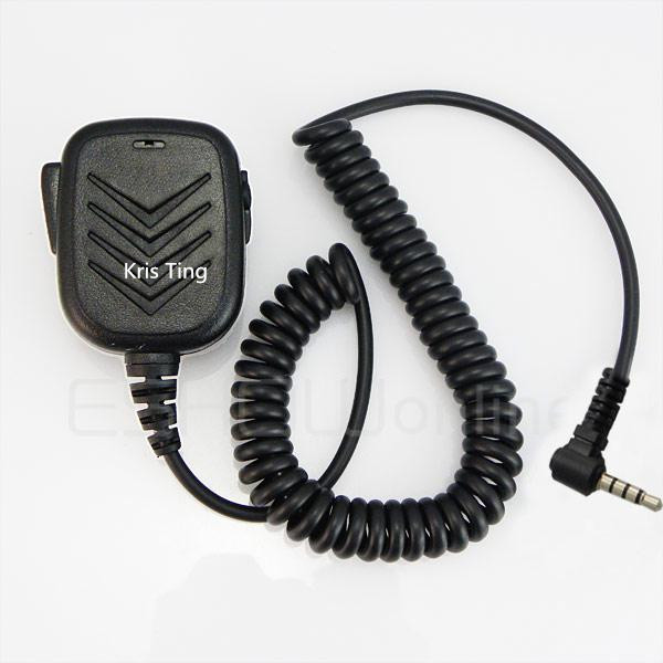 New Speaker Mic for YAESU VX-3R/5R/130/168/300/180/210 Walkie talkie transceiver interphone J0159A Fshow with free shipping(China (Mainland))