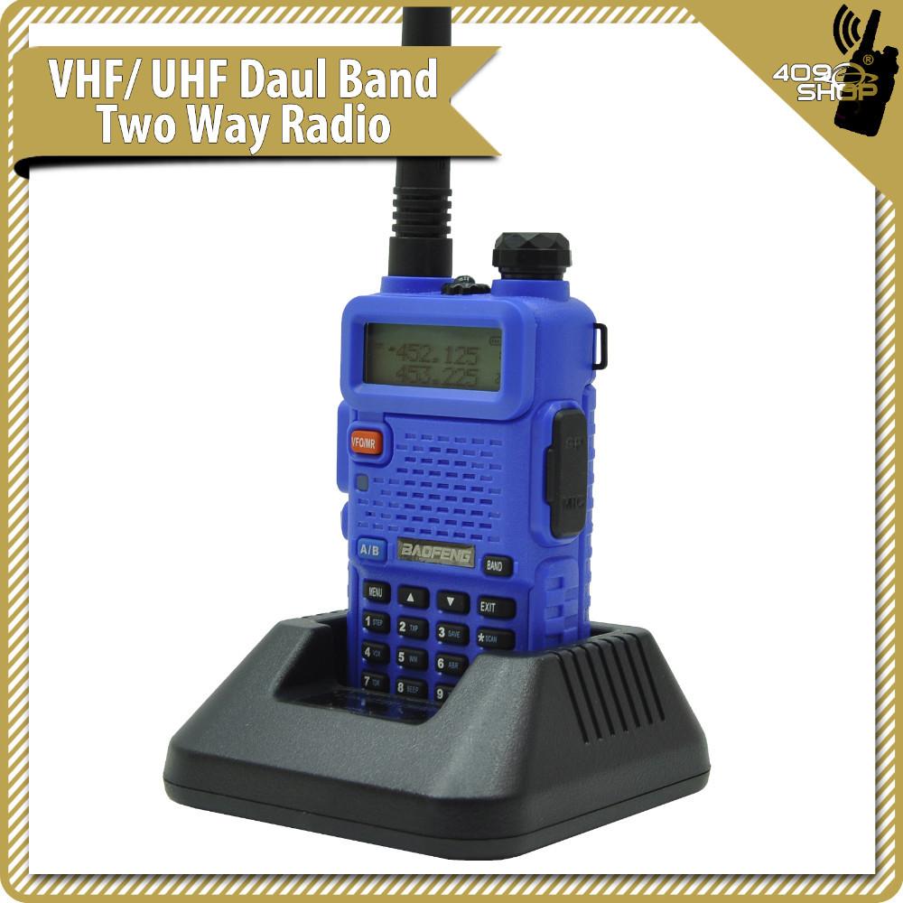 New Designed uv5r two way walkie talkie uv 5r dual band(Hong Kong)
