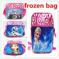 2014 latest  frozen olaf bag. frozen girl olaf messenger bag.anna shoulder bags for baby christmas gift . gift for baby birthday