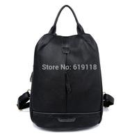 2014 New Lady Leather Shoulder Bag Backpack Shoulder  Theft