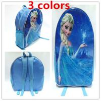 2014 latest  frozen school bag.frozen girl school backpack bag.frozen backpack bags for christmas gift . gift for baby birthday