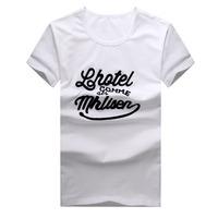 Good Quality Men t-shirt,Round Collar Short-sleeve T-shirt men, Casual Cotton Men's t shirt Wholesale Men's clothing