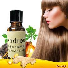Super Andrea Hair Growth anti Hair Loss Liquid 20ml dense hair fast sunburst hair grow unix hair conditioner Serum Free Shipping(China (Mainland))