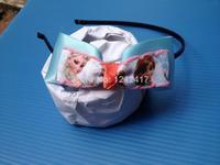 Hotsale Baby Headband Accessories 20pcs/lot Frozen Hairpin BB Clamp Clip Girls Princess Hair Clip/snow Queen Elsa Headwear Set