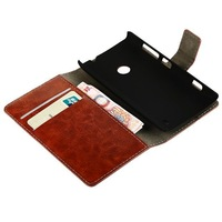1PCS,Cheapest TOP Quality Flip PU Leather Case for Nokia Lumia 520,Mobile phone bag&case accessories,free shipping