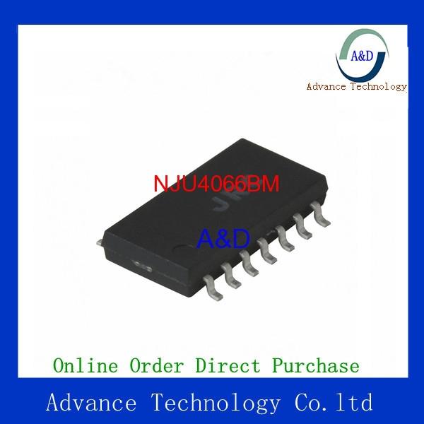 Original NJU4066BM IC SWITCH QUAD 1X1 14DMP IC chip(China (Mainland))