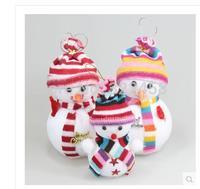 Christmas decorations gift Christmas snowman Christmas tree decoration