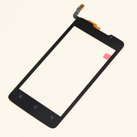 Free Shipping !!Front LCD Display With Frame Touch Screen Digitizer Glass Lens Replacement Part  For Huawei U8816  G301Black