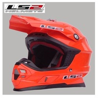 Free shipping genuine off-road helmet LS2 MX456-2 export professional motocross helmet with airbag safety helmet