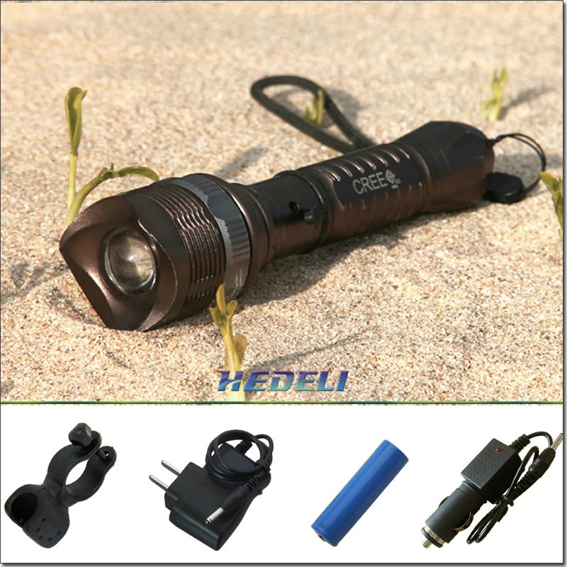 18650 Flashlight Led Flood Light Bike Flashlights Best Handheld Spotlight Led Lamp Torch Lamp Nightlight HX312CGU(China (Mainland))