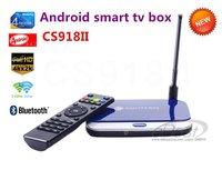 CS918II Android TV BOX quad core RK3288 Cortex-A17 2GB 8GB TV stick HDMI 4k*2k 1080p WIFI Bluetooth set top box free shipping