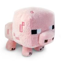 Minecraft 16CM pink pig plush doll JJ Dolls Minecraft Creeper Plush Toys Stuffed Toys of My World Baby Kids GIFT
