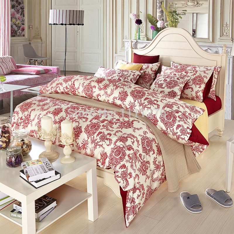 4pcs bedding sets comforter sets king size california king size