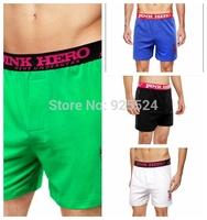 PINK HERO Men's fashion home underwear(M,L,XL,XXL)Can Mixed batch